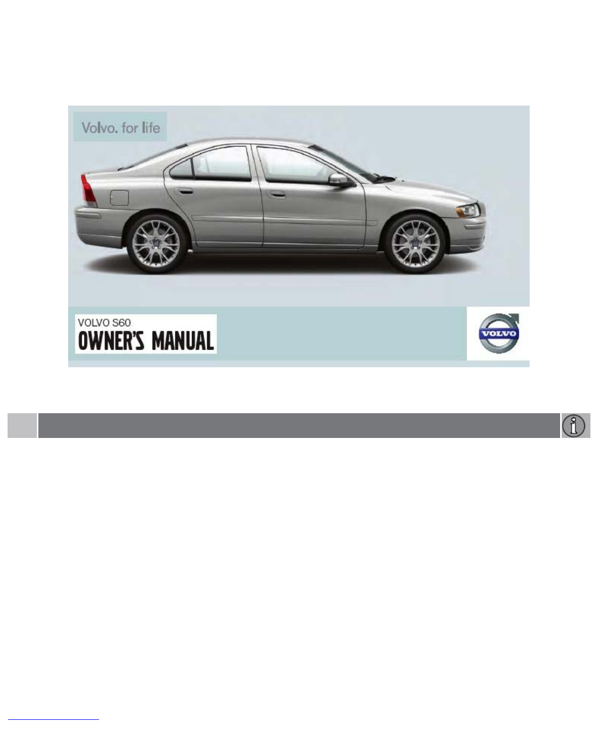 2008 volvo s60 owners manual pdf rh manuals co 2008 volvo s60 owners manual download volvo s60 owners manual 2017