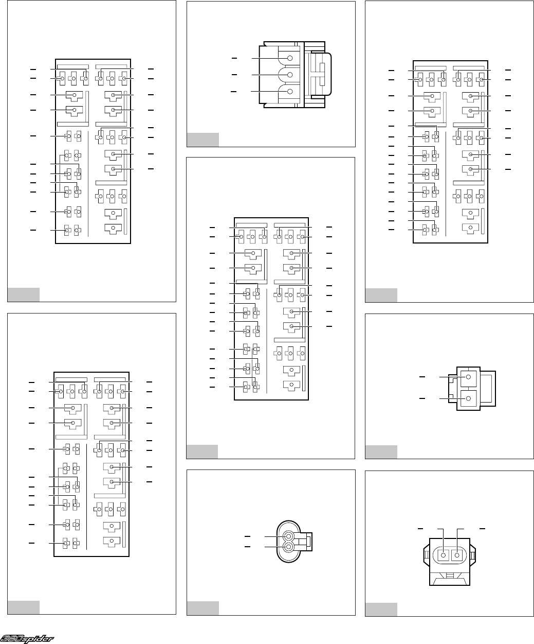 ferrari 360 misc documents wiring diagrams pdf page 3. Black Bedroom Furniture Sets. Home Design Ideas