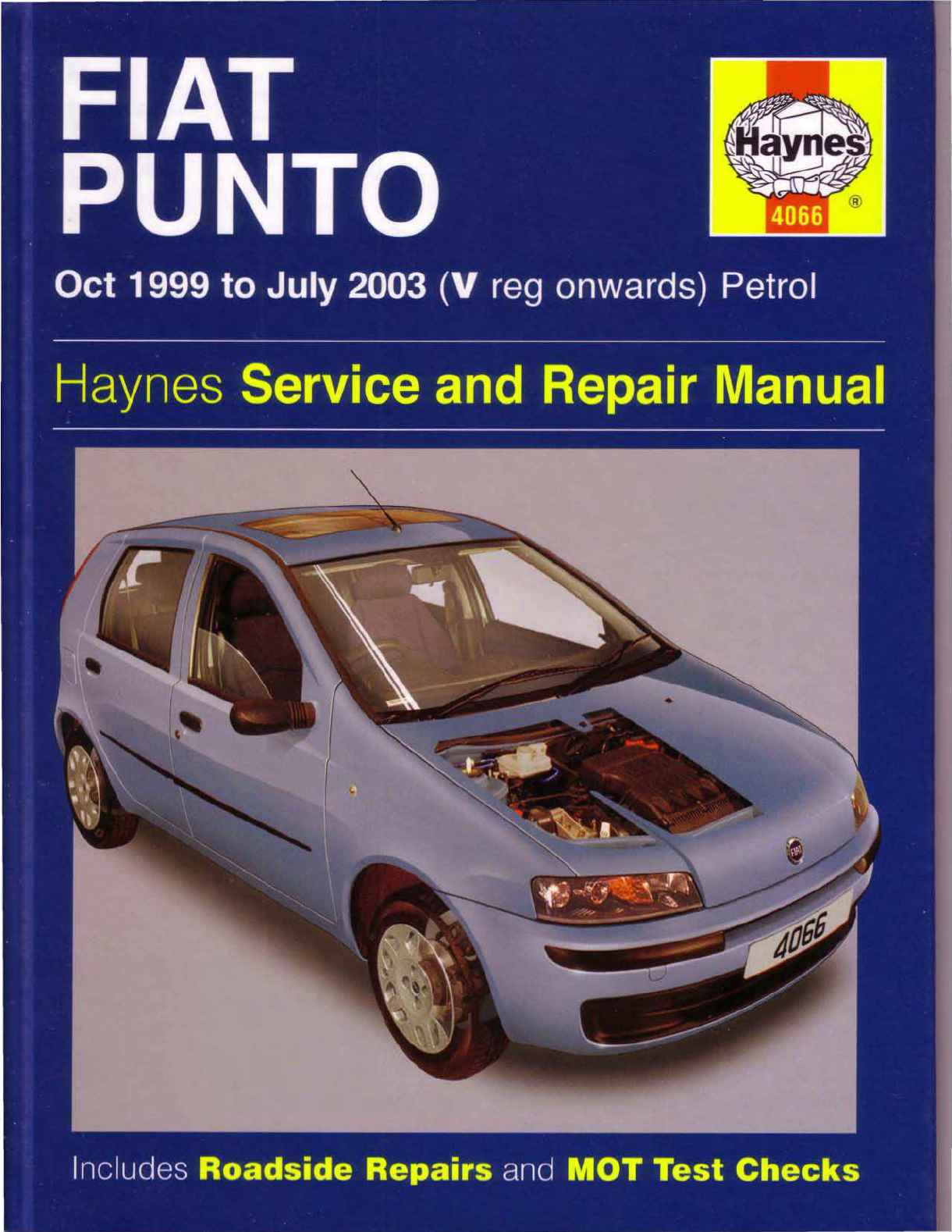 See our other Fiat Punto Manuals: