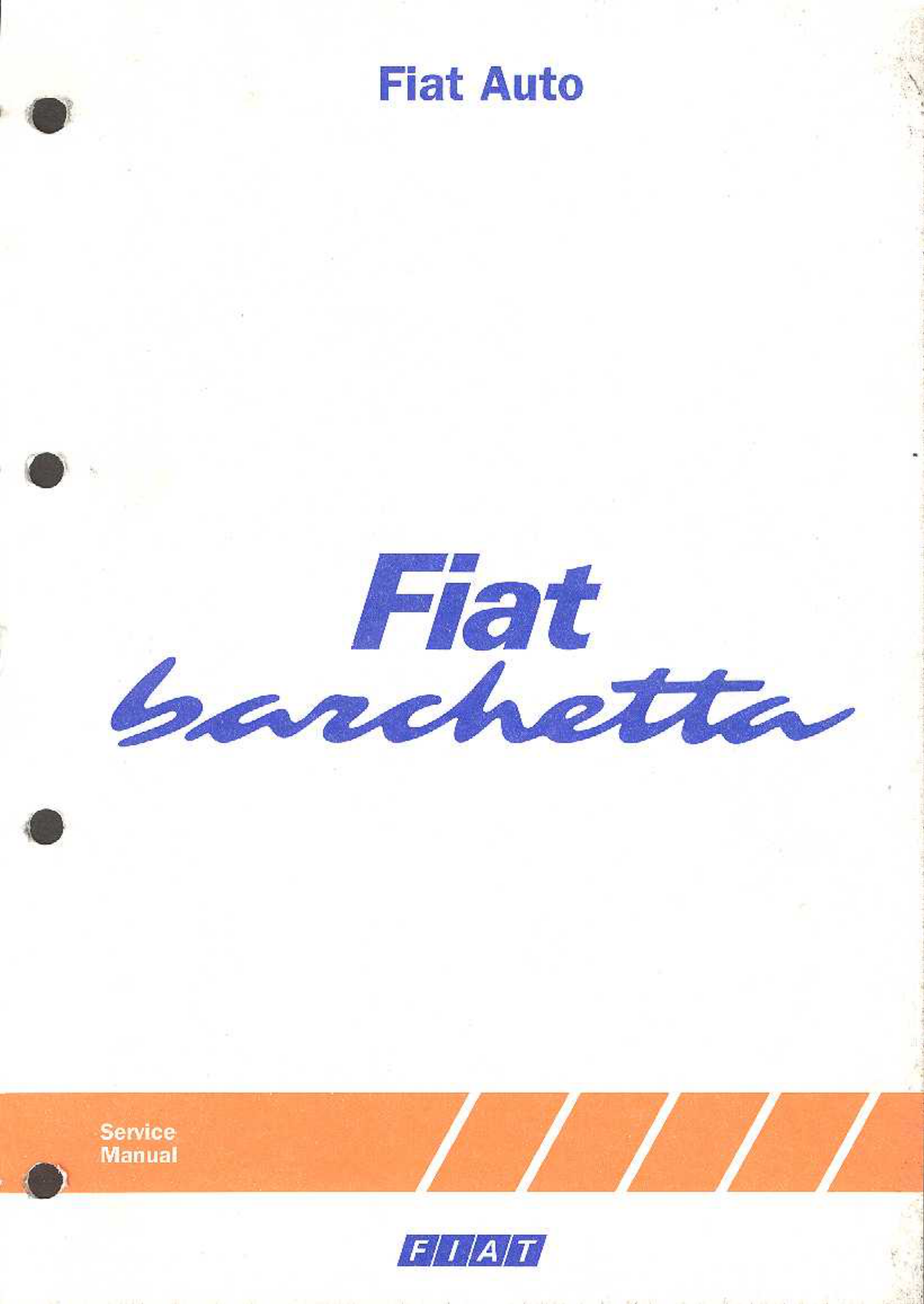 See our other Fiat Barchetta Manuals: Fiat Barchetta 2003 Owners Manual