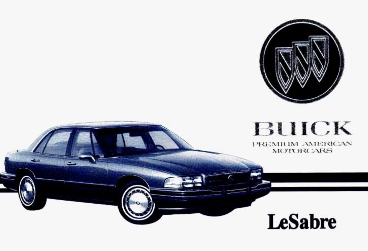 1993 buick lesabre owners manual pdf rh manuals co 1993 Buick LeSabre Brake  Lines 1993 Buick LeSabre Problems