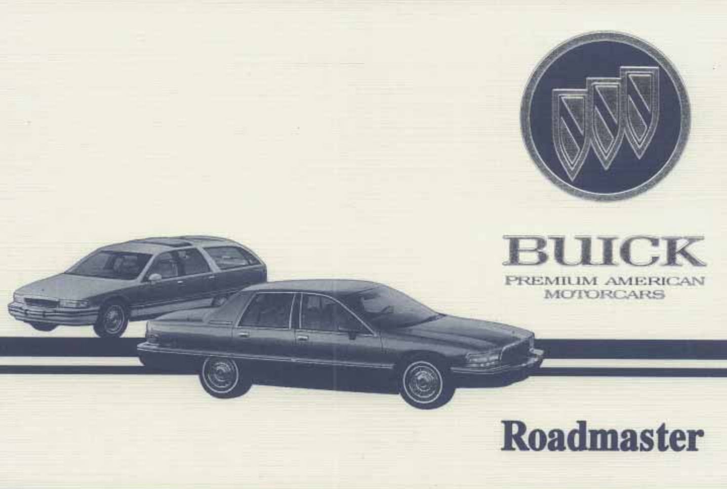 ... Array - 1994 buick roadmaster owners manual pdf rh manuals co