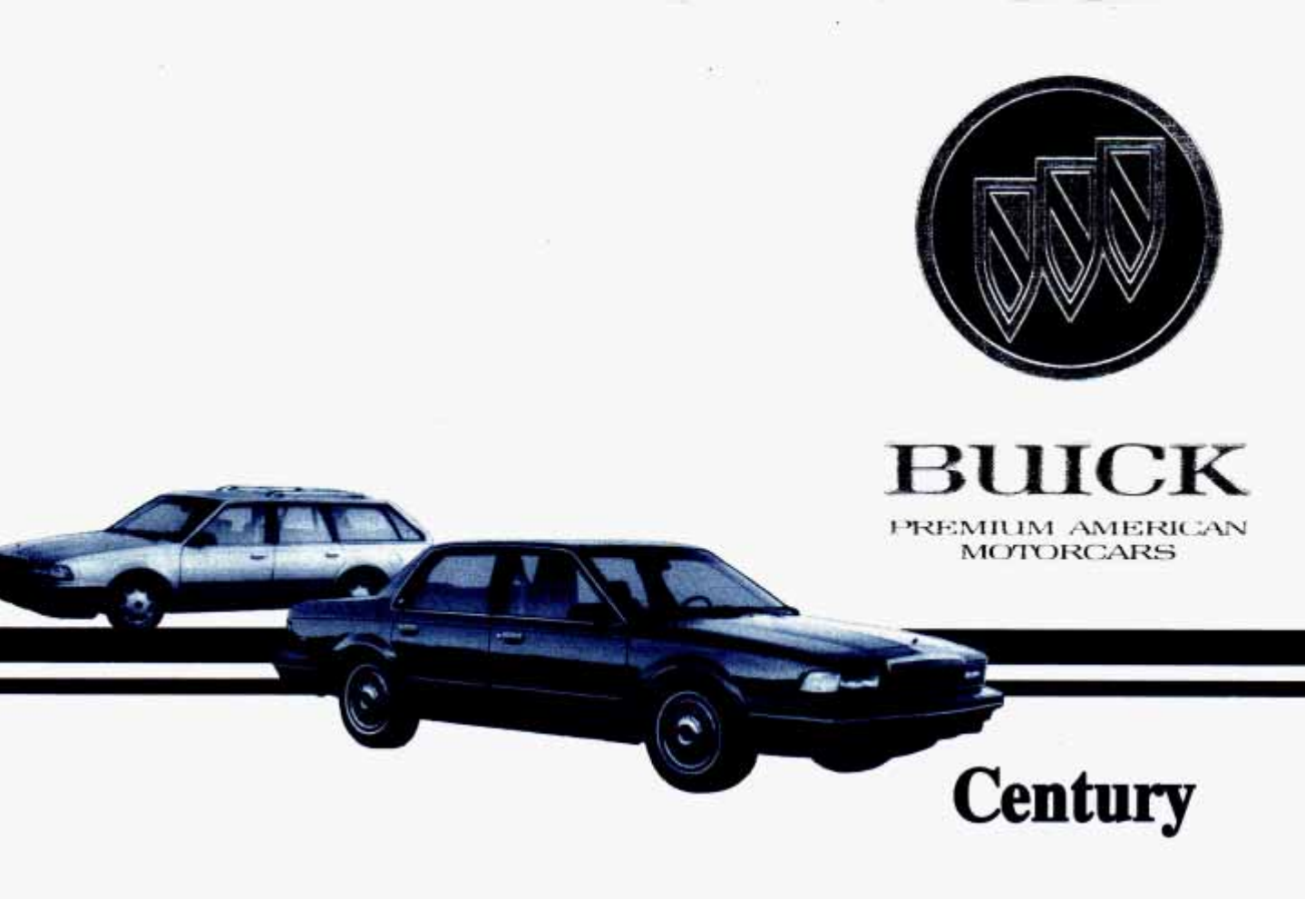 See our other Buick Century Manuals: