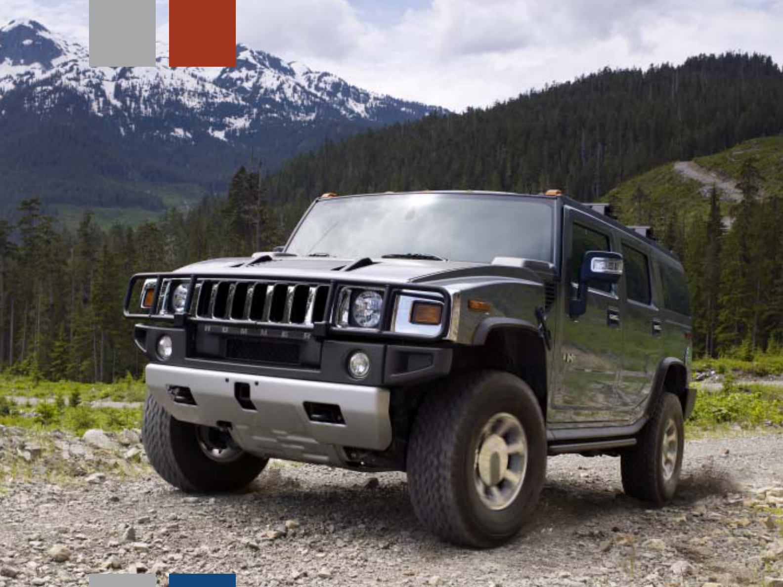 See our other Hummer H2 Manuals: Hummer H2 2006 Owners Manual