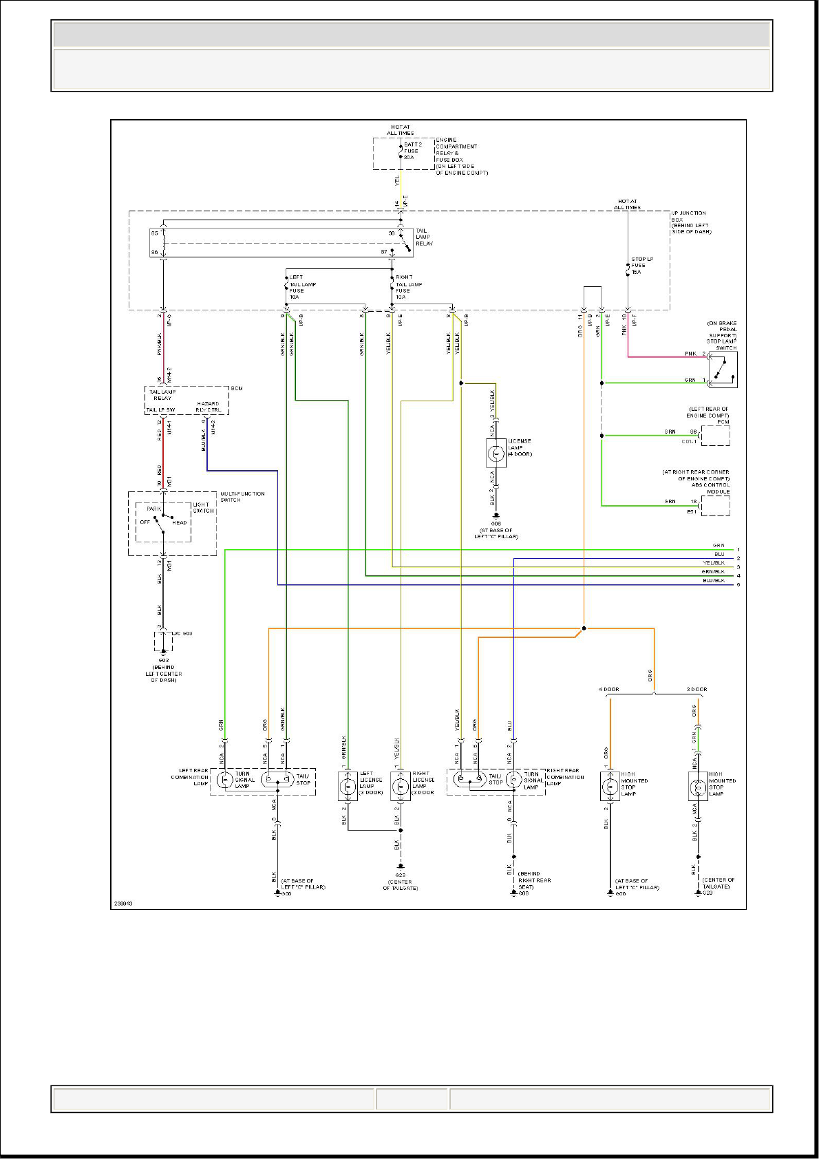 Colorful hyundai accent wiring diagram pdf elaboration electrical enchanting hyundai accent wiring diagram pdf adornment electrical swarovskicordoba Image collections