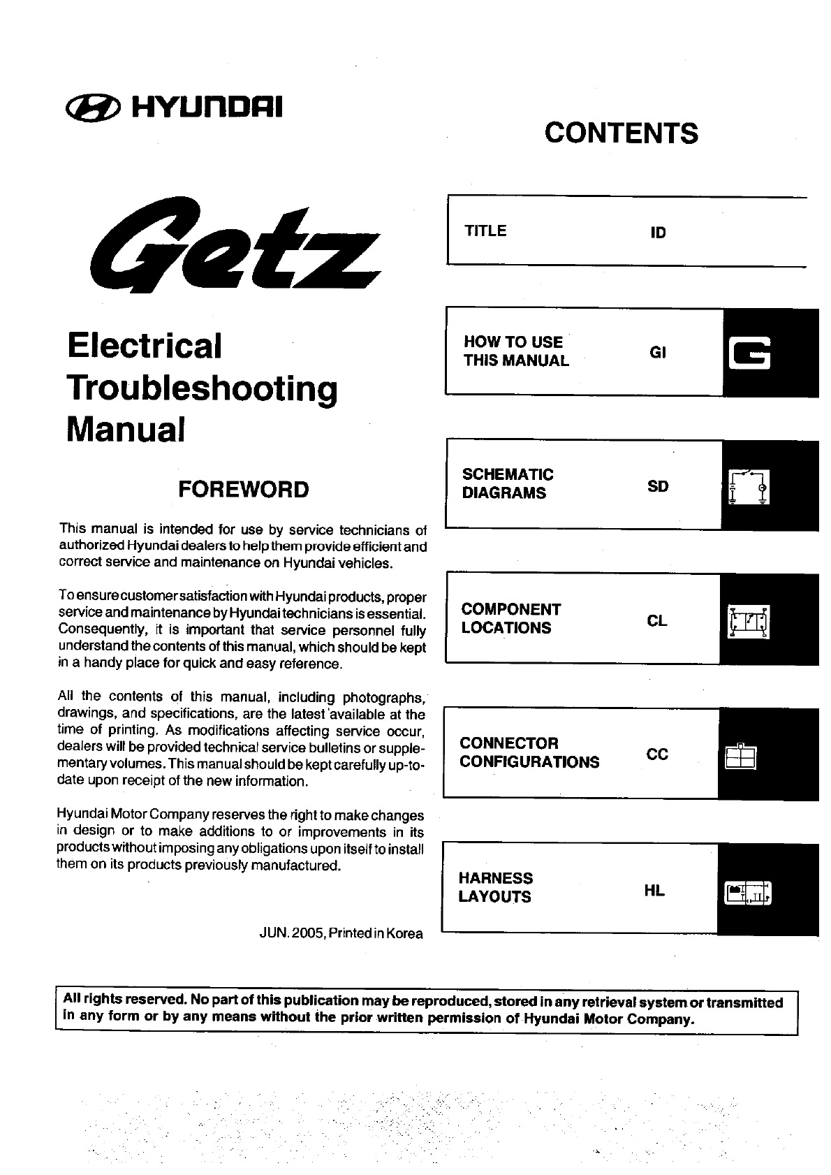 hyundai getz 2005 workshop manual etm pdf hyundai matrix workshop manual hyundai matrix service manual pdf