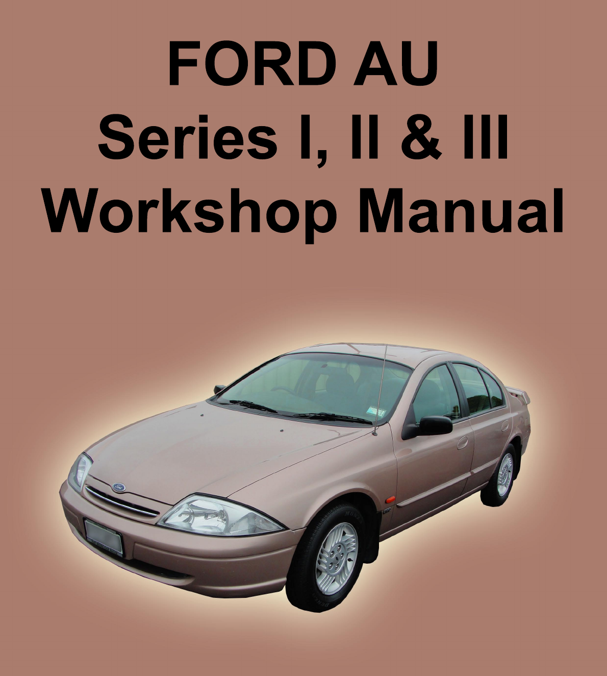 See our other Ford Falcon Manuals: