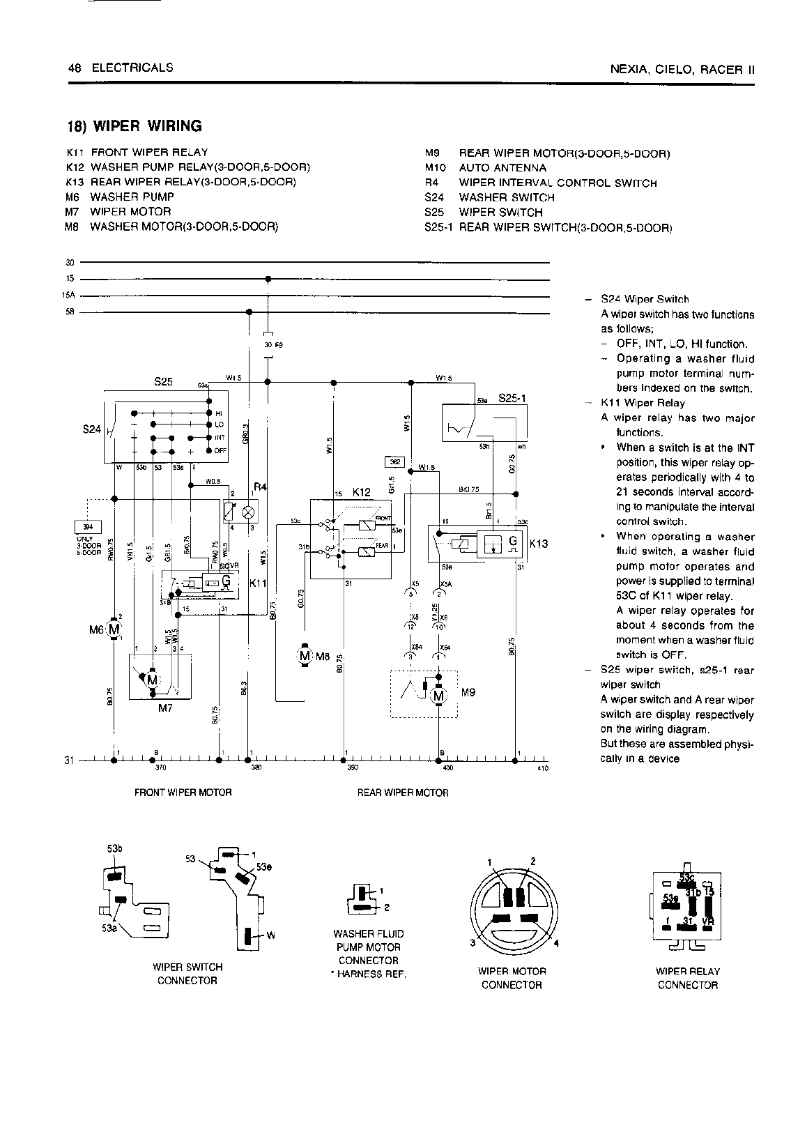 Daewoo Cielo Service Manual Pdf Wiring Library Workshop English See Our Other Nexia Manuals