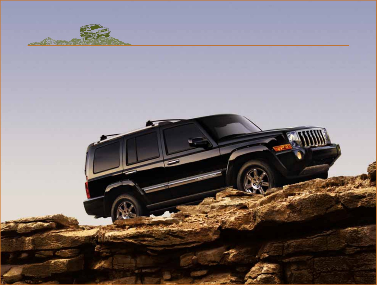See our other Jeep Commander Manuals: