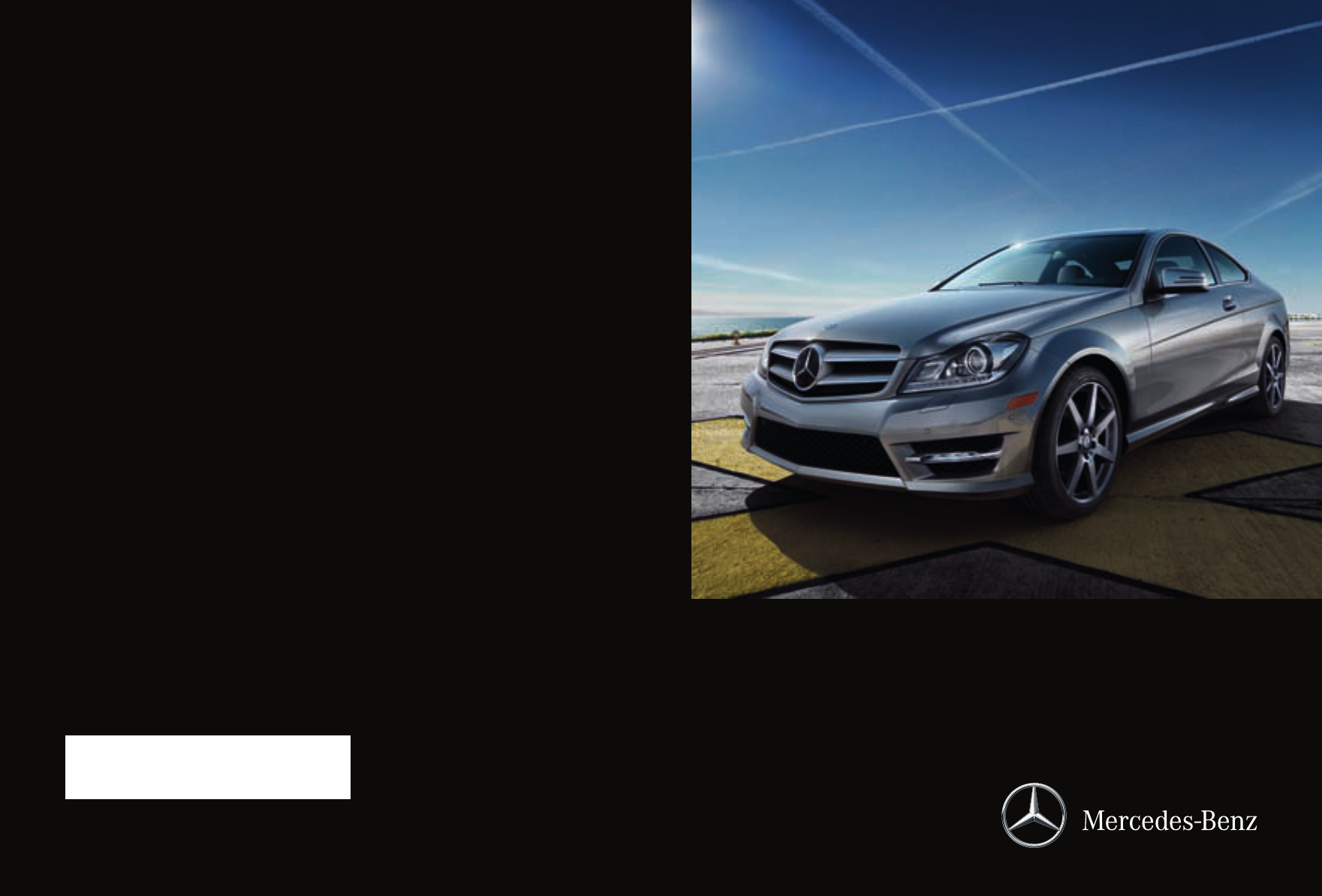 mercedes c 350 2015 owners manual coupe pdf rh manuals co mercedes benz c class coupe owners manual mercedes c class coupe digital owners manual