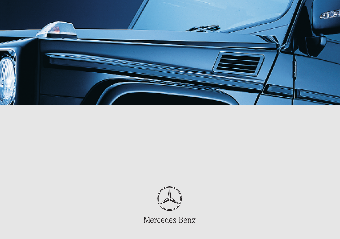 mercedes owners manual online