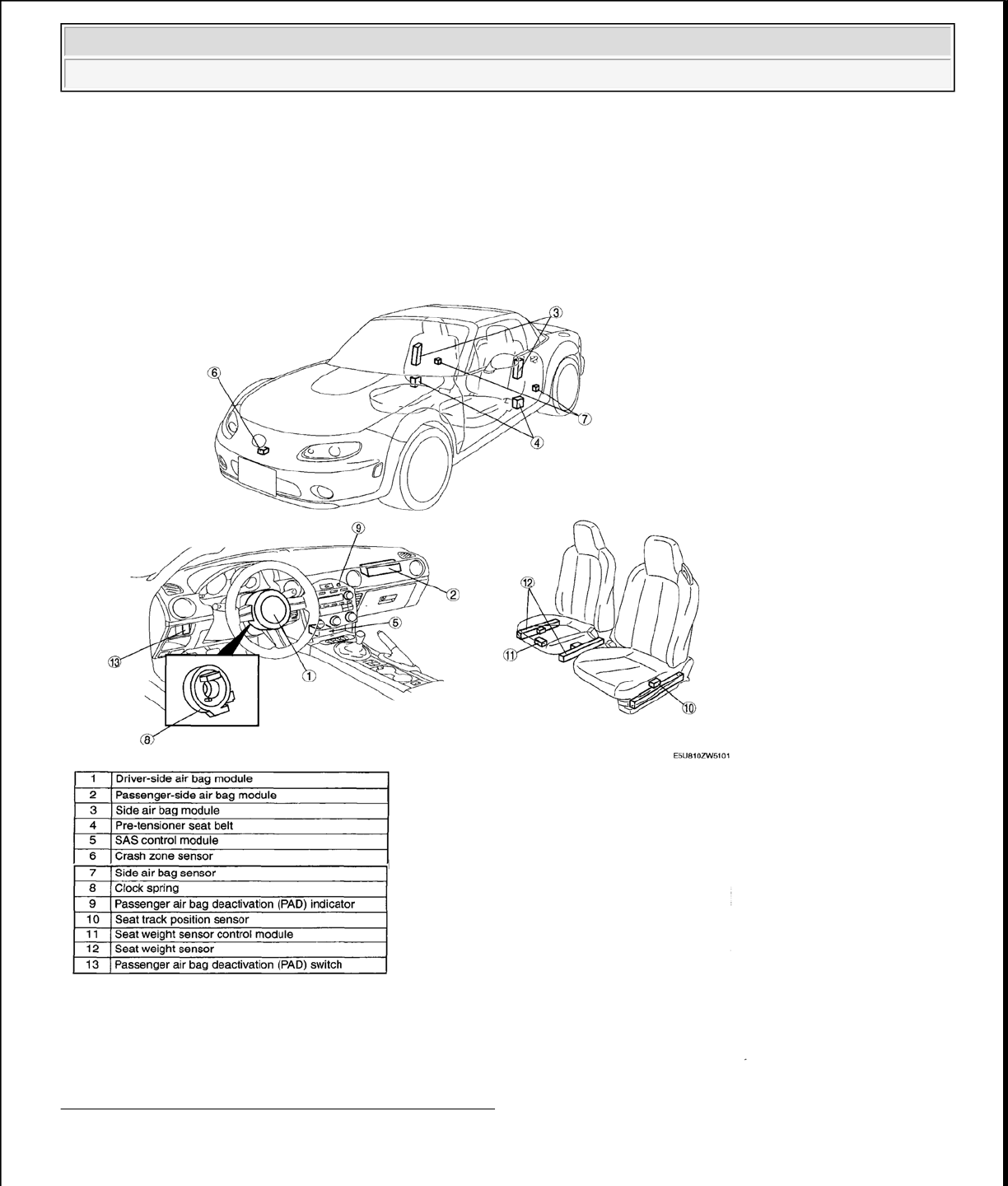 mazda mx 5 2008 workshop manual pdf rh manuals co