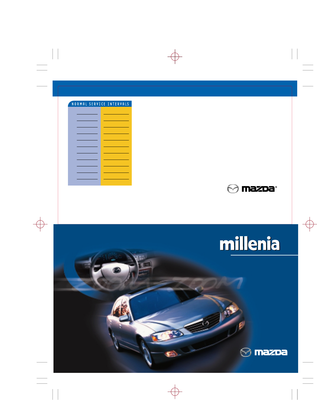 mazda millenia 2002 misc documents quick tips pdf rh manuals co 2002 Mazda Millenia Parts 2002 Mazda Millenia Interior