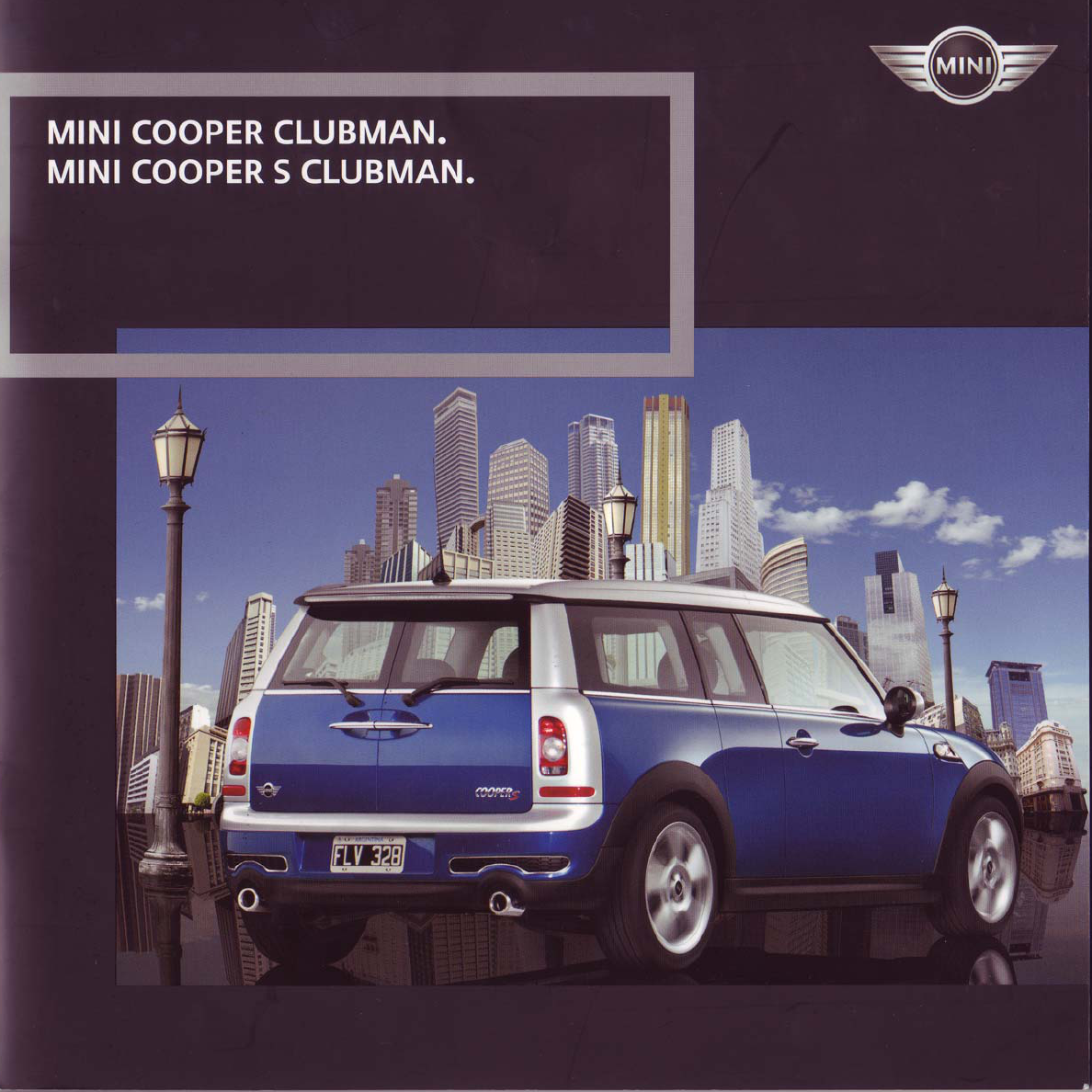 mini clubman 2011 brochure