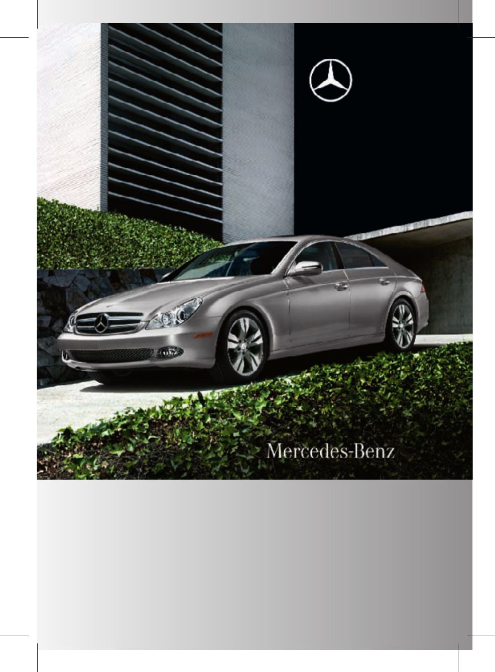 mercedes cls 63 amg 2010 owners manual pdf rh manuals co 2009 mercedes benz cls550 owners manual 2009 mercedes benz cls550 owners manual