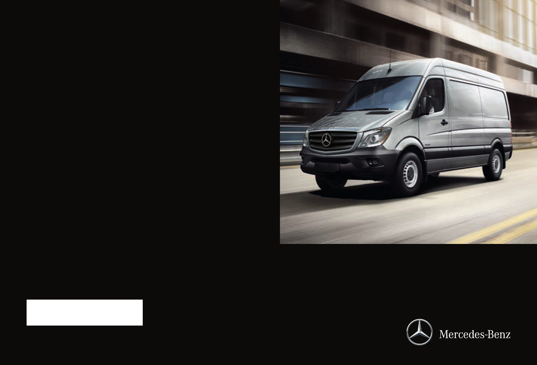 mercedes sprinter 2015 owners manual pdf. Black Bedroom Furniture Sets. Home Design Ideas