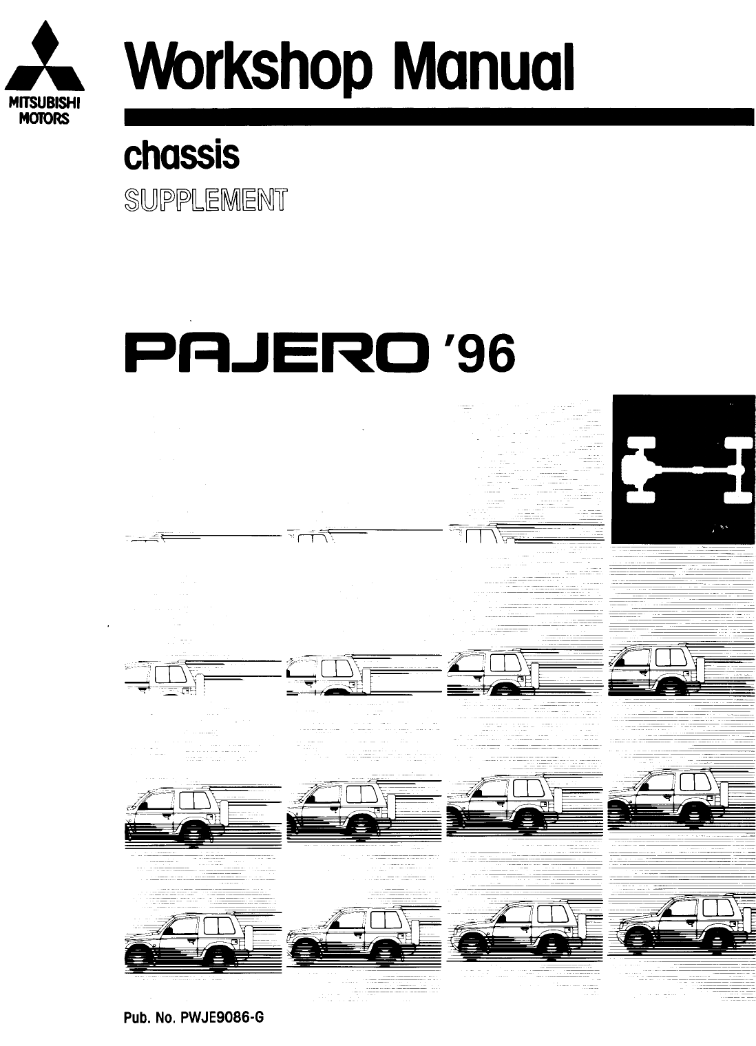 See our other Mitsubishi Pajero Manuals: Mitsubishi Pajero Workshop Manual  ...
