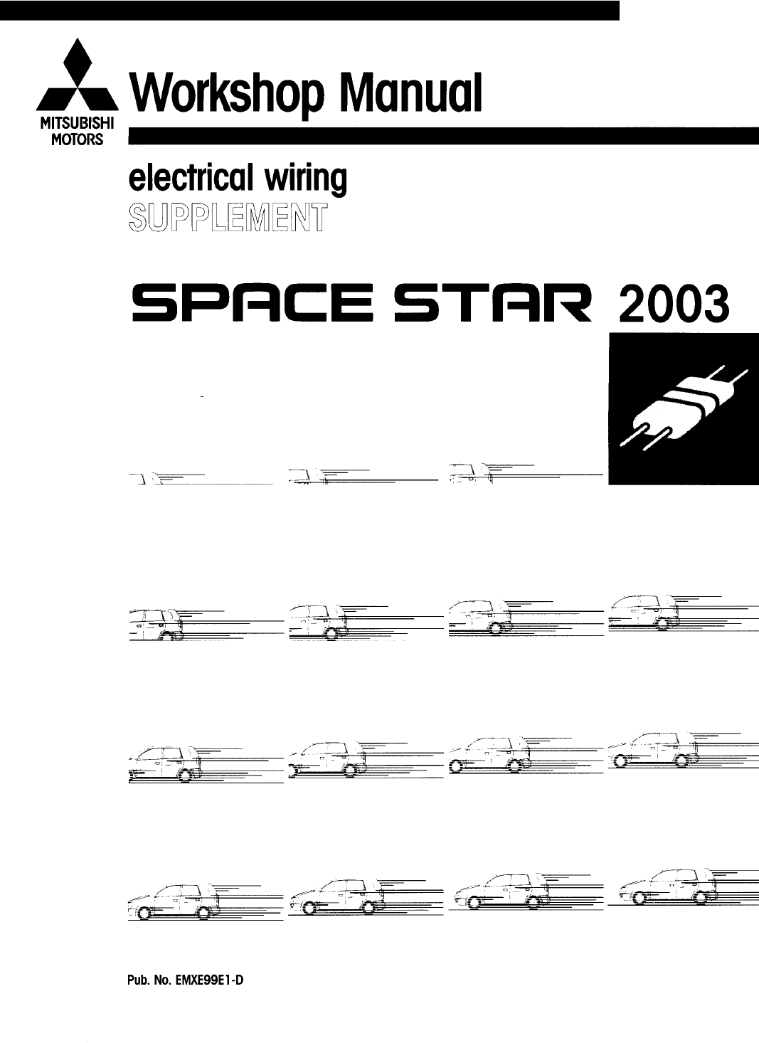 See our other Mitsubishi Space Star Manuals: