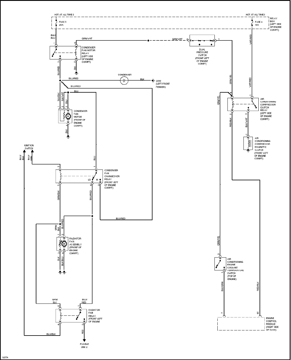 Montero Electric Fan Wiring Diagram Electrical Diagrams 2 Speed Taurus Diagramjpg Mitsubishi 1991 Misc Document Cooling Circuit Pdf