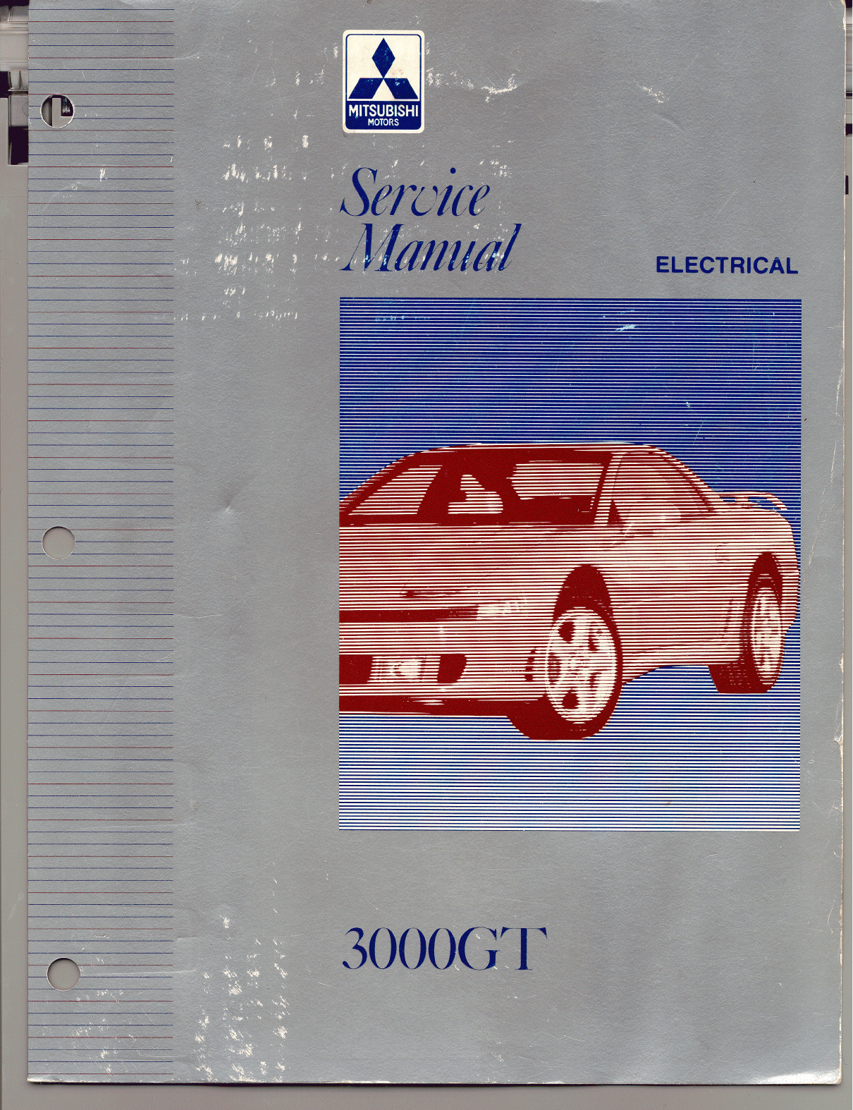 See our other Mitsubishi 3000 GT Manuals: