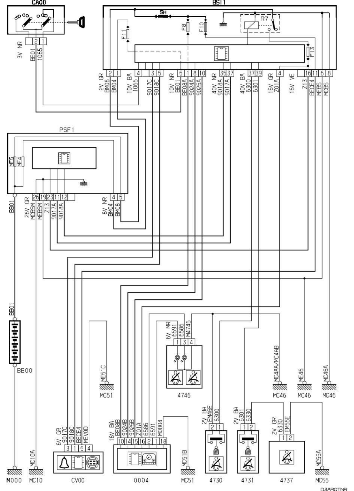 Citroen Berlingo 1 6 Hdi Wiring Diagram