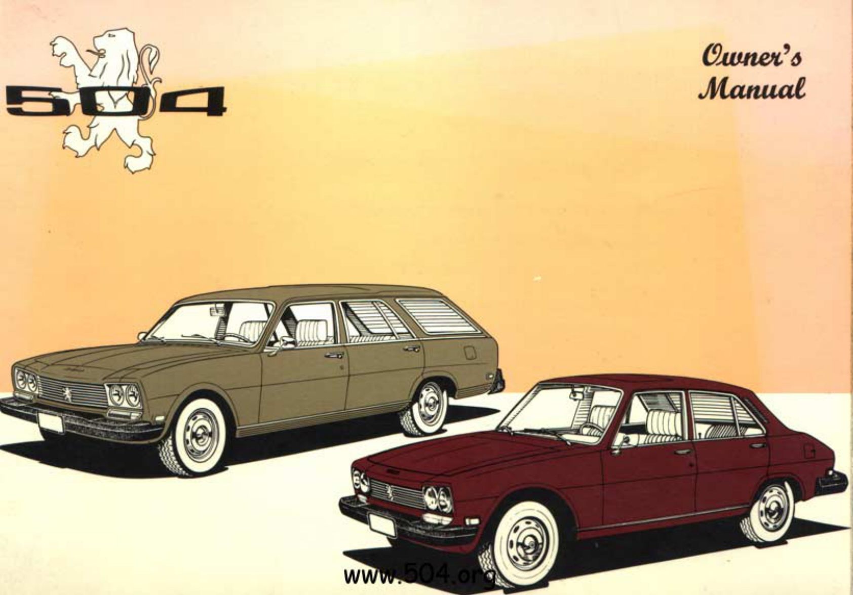 peugeot 504 owners manual pdf rh manuals co