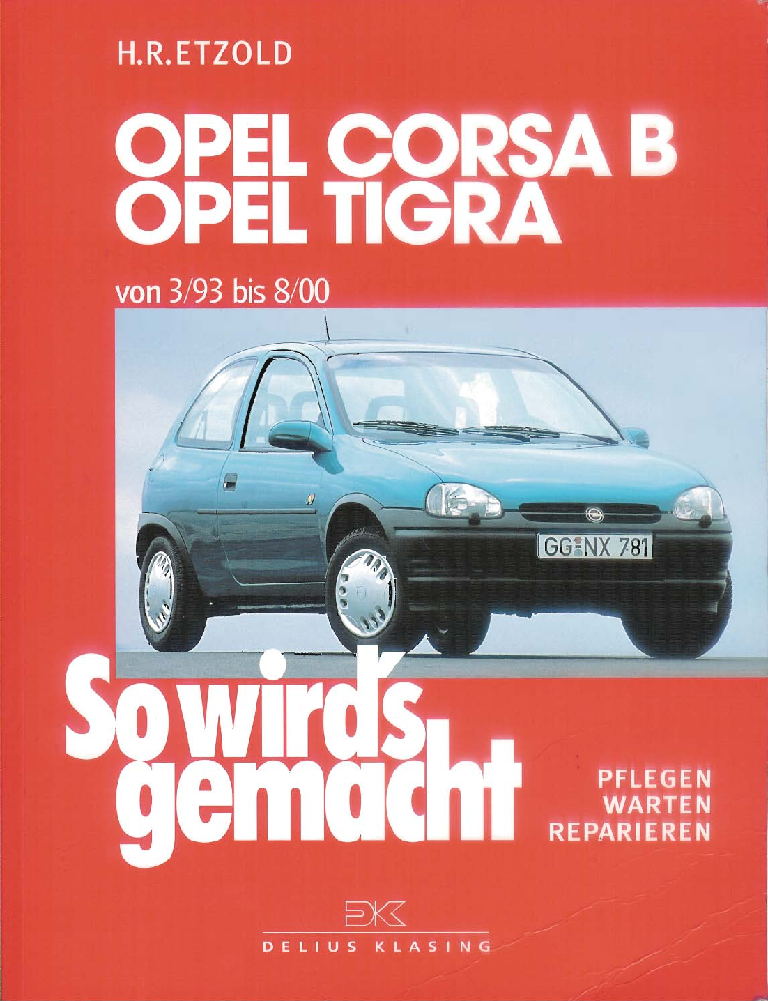 opel tigra 1994 2000 workshop manual german pdf rh manuals co opel corsa service manual opel corsa b repair manual