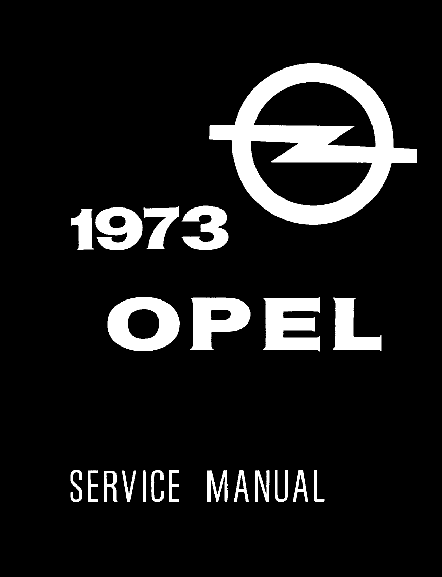 opel gt 1973 workshop manual pdf rh manuals co opel gt service manual pdf opel gt 1900 service manual