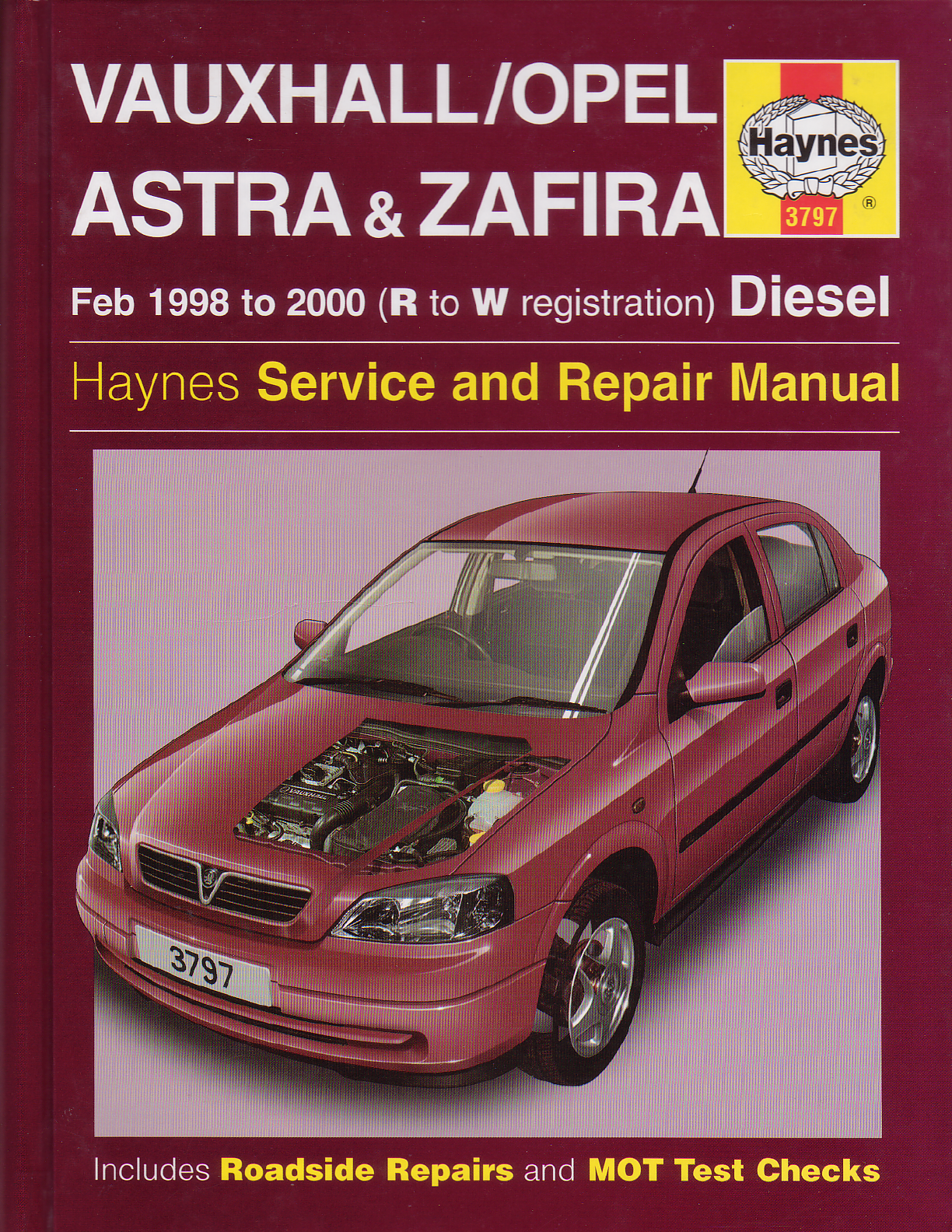 Opel astra 1998 2000 workshop manual haynes pdf.