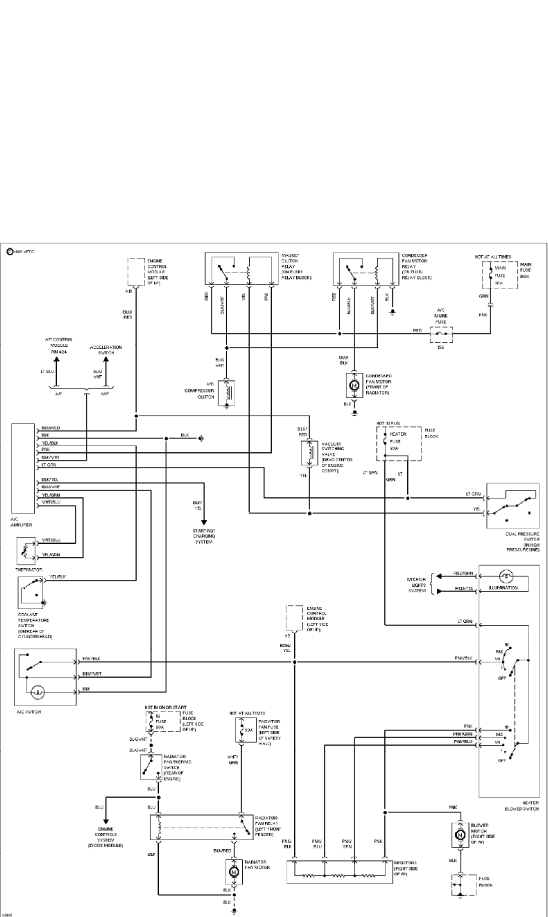 suzuki swift 1994 misc docuemnts wiring diagrams pdf 94 suzuki swift wiring diagram #5