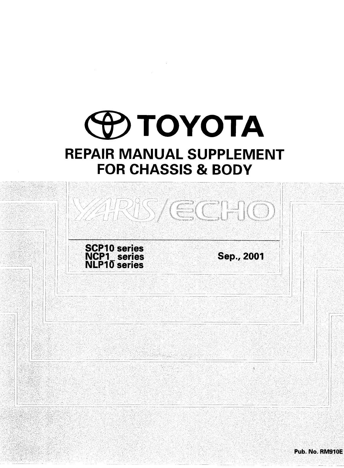 toyota yaris repair manual pdf