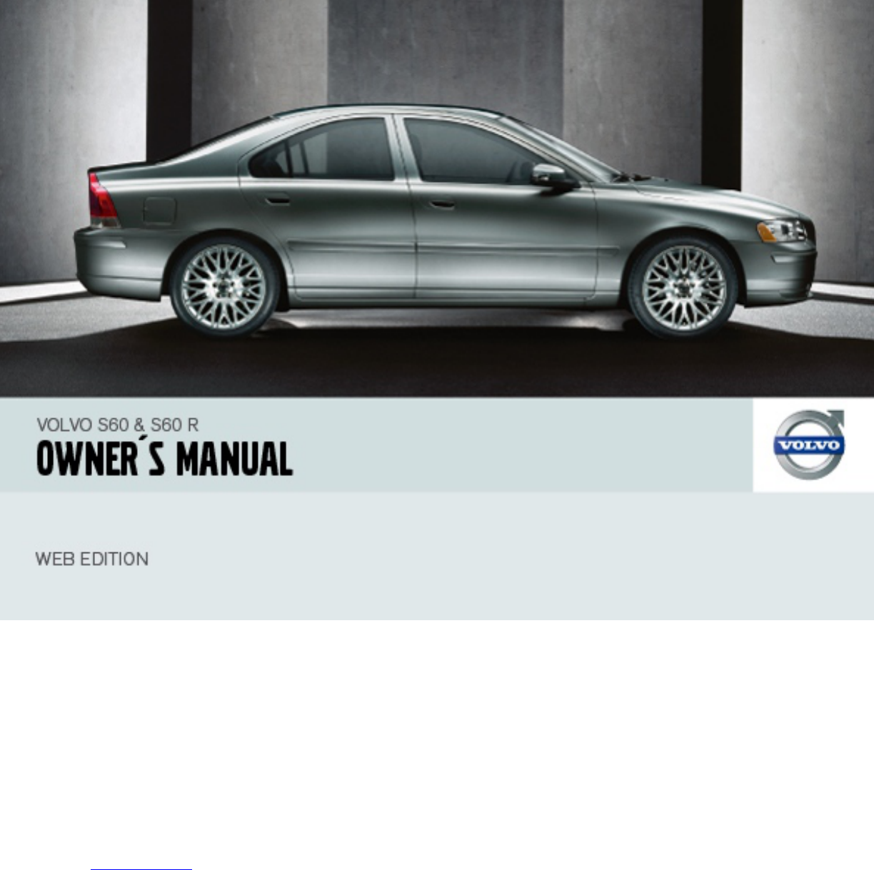 Manual pdf volvo s60 repair