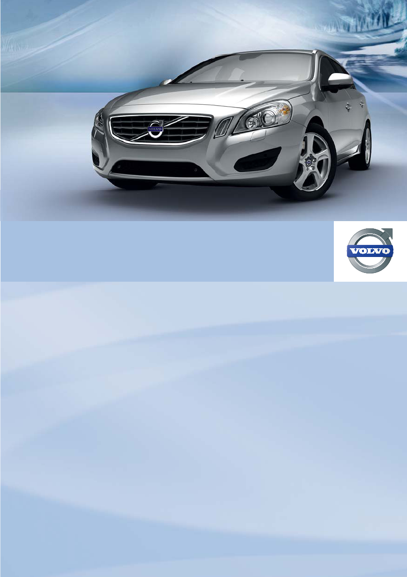 volvo s60 2011 brochure owner guide best setting instruction guide u2022 rh ourk9 co 2012 Volvo S60 2017 Volvo S60