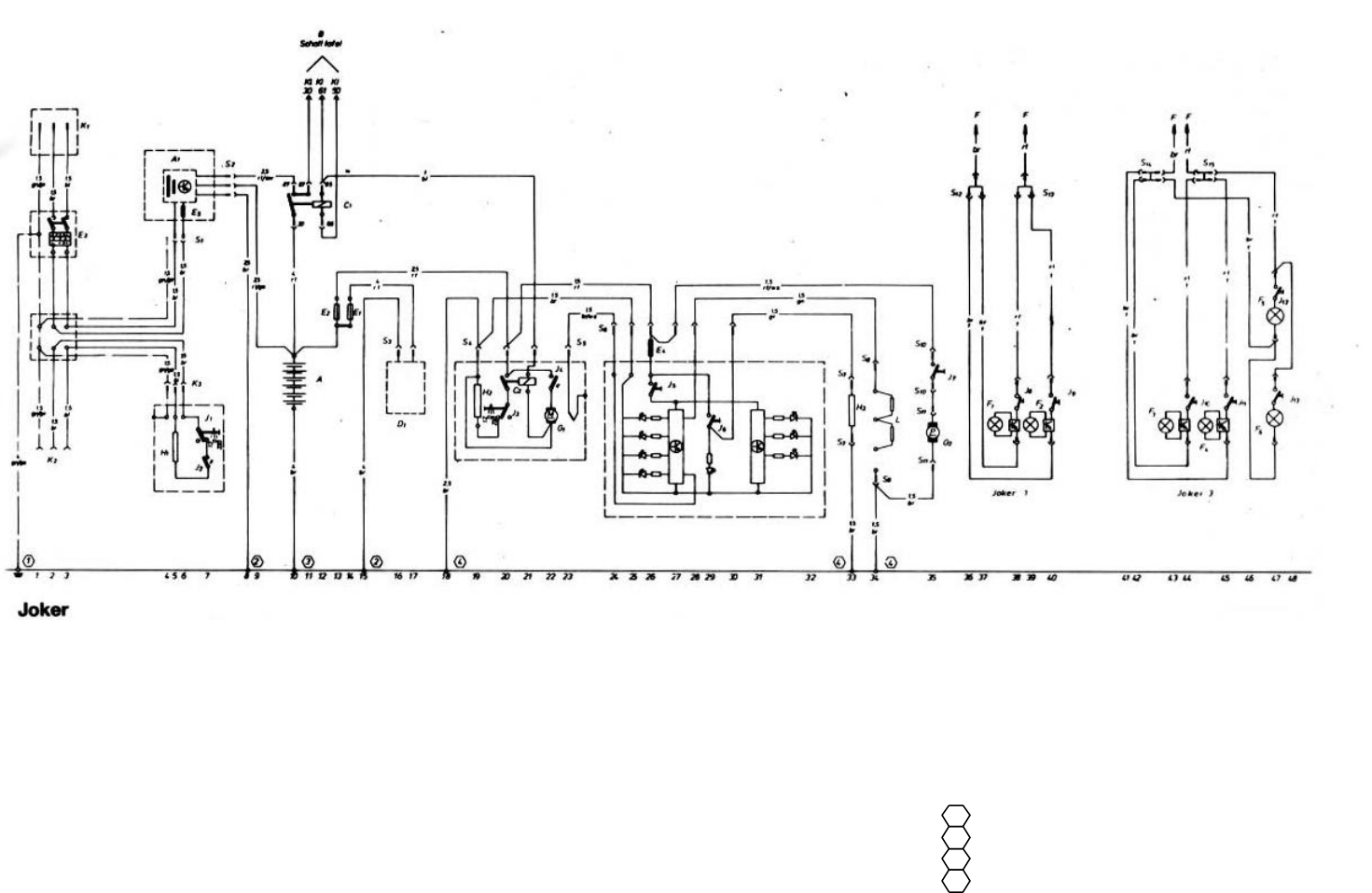 Volkswagen T3 Other 1985 Misc Documents Wiring Diagram Pdf