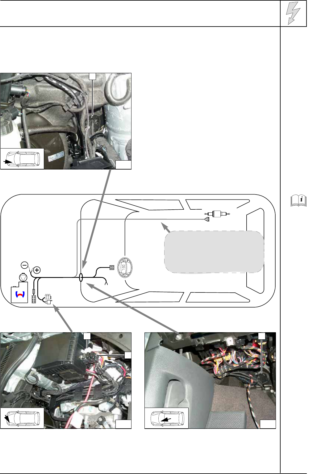 Volkswagen Touran 2006 Misc Documents Webasto Installation Vw Wiring Diagram Pdf Instructions