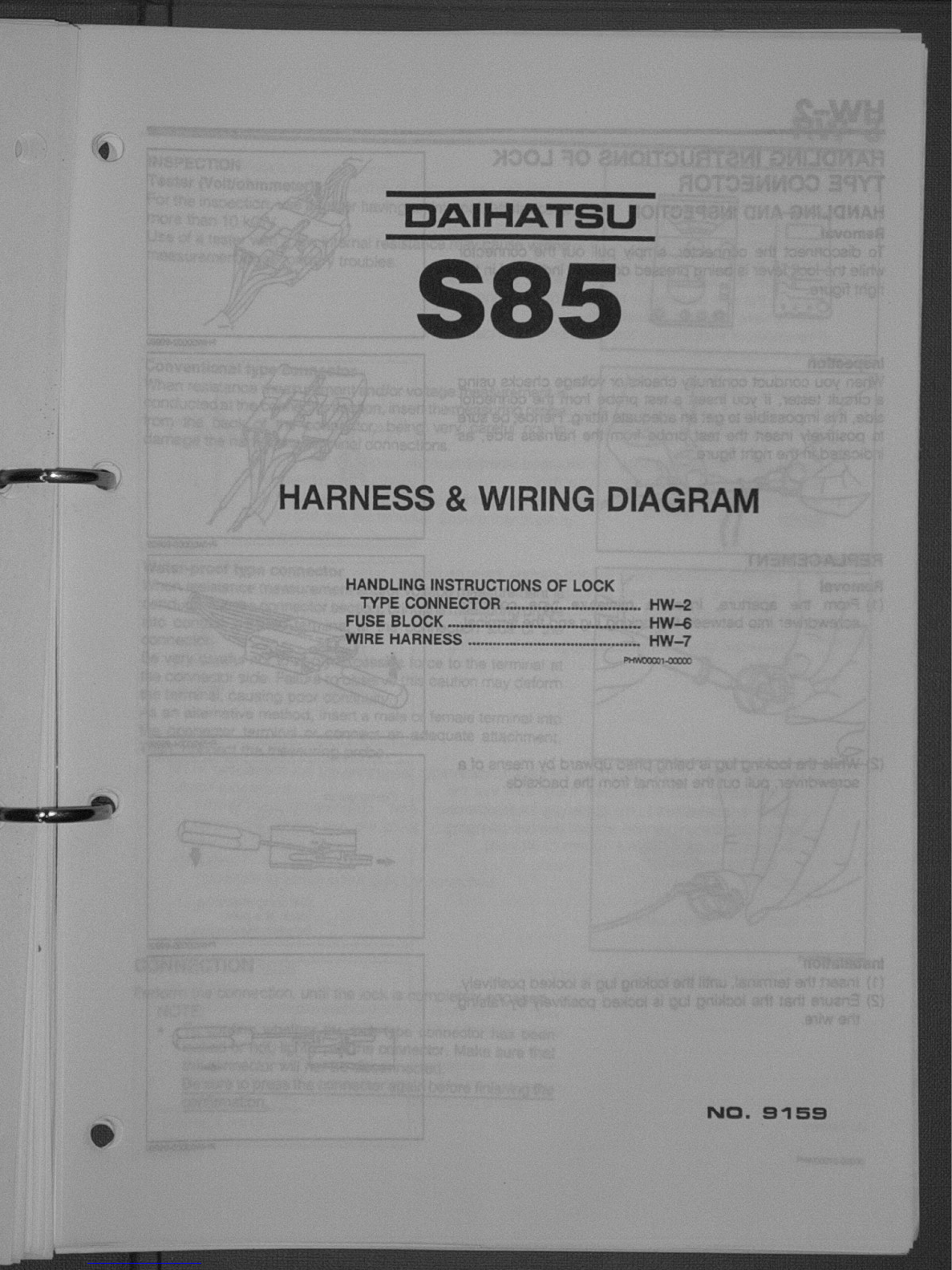 daihatsu hijet 1989 1994 s85 wiring diagram pdf. Black Bedroom Furniture Sets. Home Design Ideas
