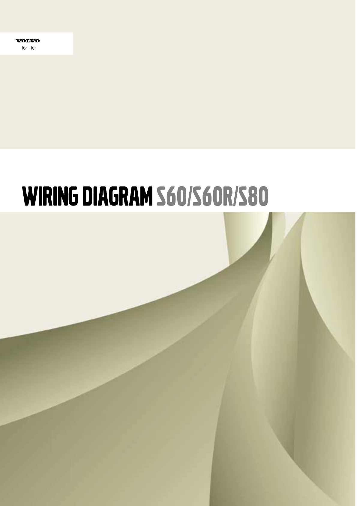 see our other volvo s60 manuals: