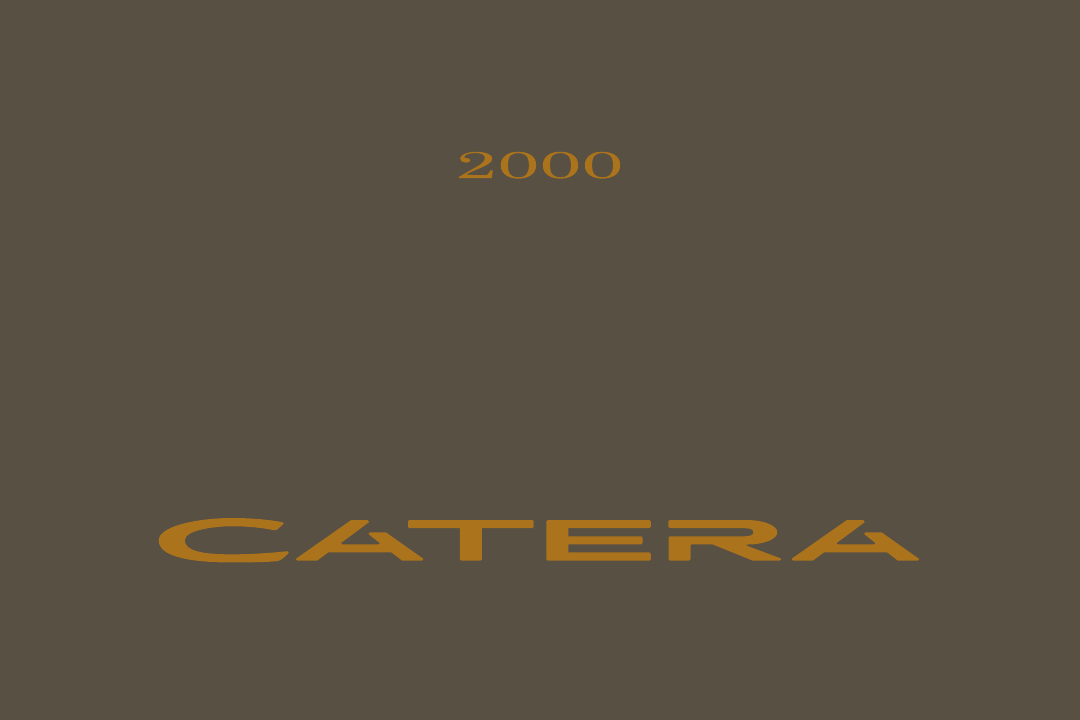2000 cadillac catera owners manual pdf rh manuals co 1998 cadillac catera owners manual cadillac catera owners manual