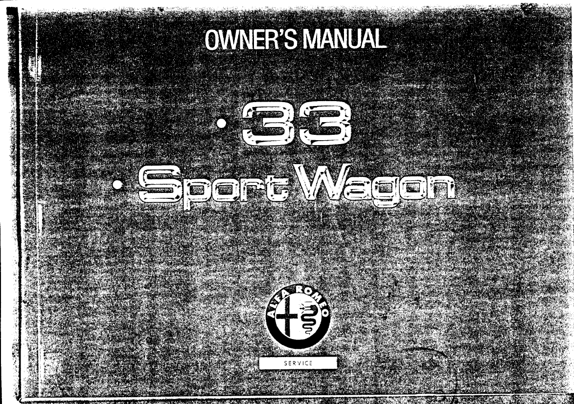 Alfa 159 Workshop Manual Download All About Romeo 33 Pdf