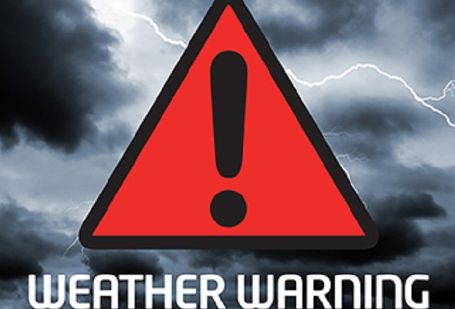 Met Office issues red weather warning - Manx Radio