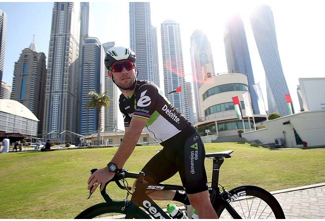 Mark Cavendish out of Commonwealth Games