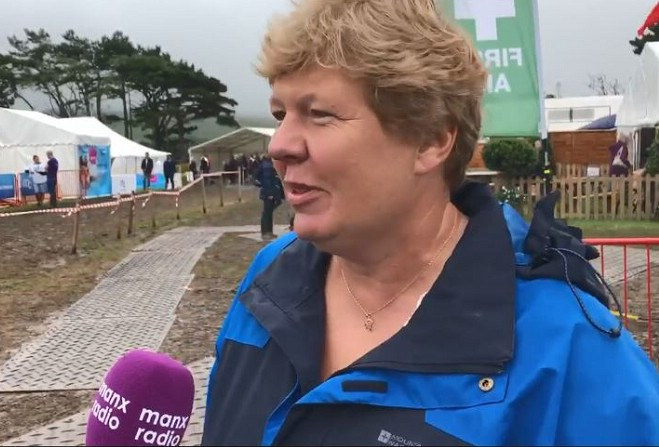 Royal Manx Agricultural Society president pays tribute to team