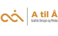 Logo A til Å Grafisk Design og Media