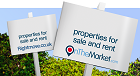 For sale & rent v Rightmove