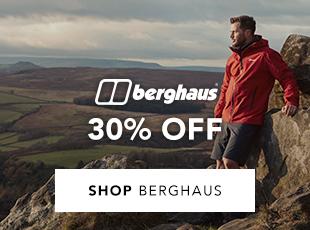 30% off berghaus