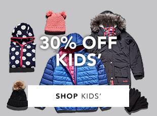 30% kids
