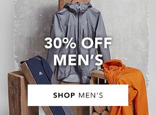 30% Mens