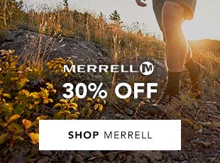 30% Off merrell