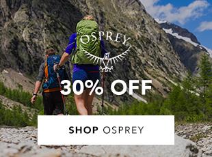 30% off Osprey