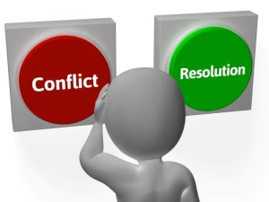 Leadership And Of Handling Conflict